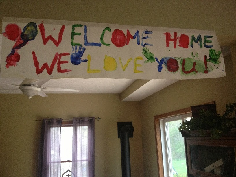 Welcome Home Gifts For Her Her Big Welcome Home