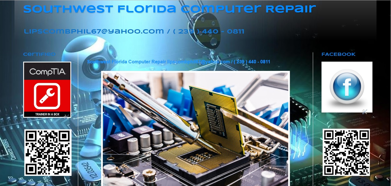 SOUTHWEST FLORIDA COMPUTER REPAIR