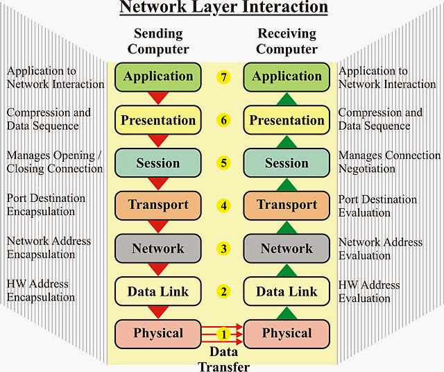 network layer 4 port assignment