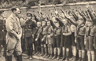 Hitler, Hitler youth, ethnocentrism, history, racism