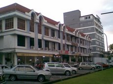 Pearl Lodging has Room for Rent  At Pearl commercial centre,Pending,kuching,Sarawak