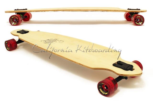 Bamboo Longboard8