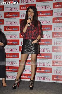 Priyanka Chopra Femina COver Launch 14
