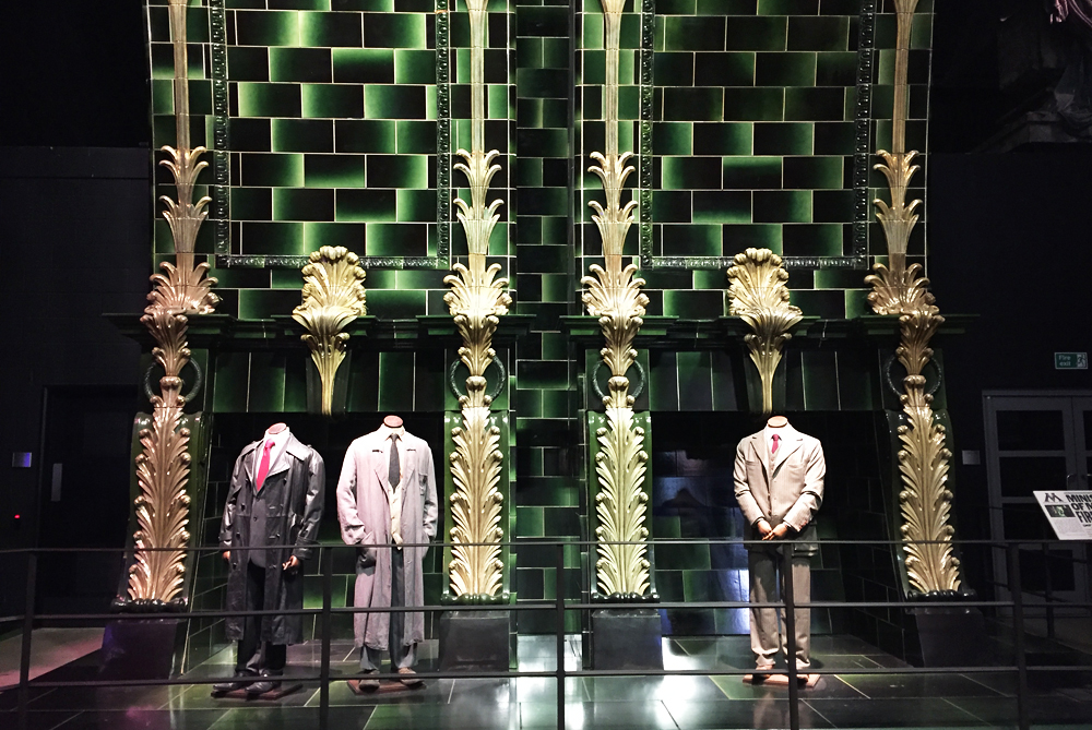 Warner Bros Studio Tour The Making of Harry Potter - Ministry of Magic