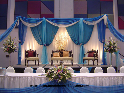 wedding decoration for home 2011 great ideas for home wedding is a best location start