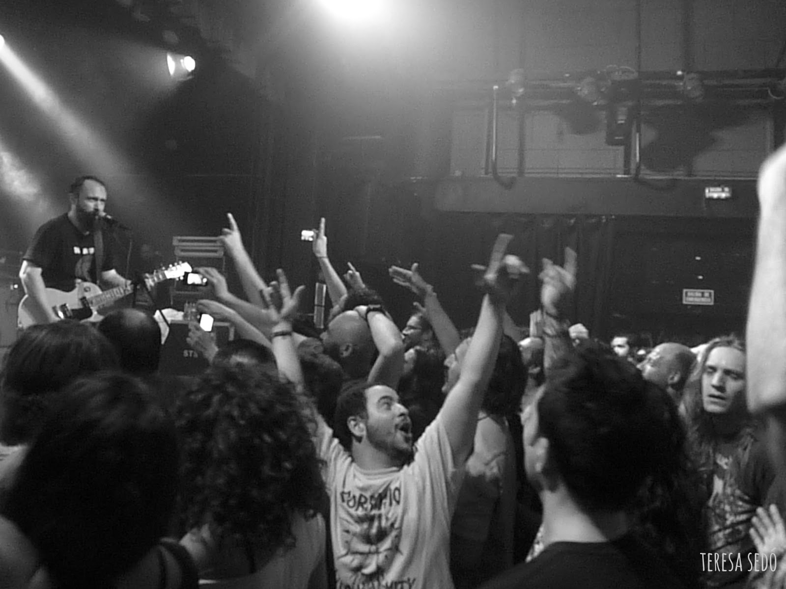 clutch grass music hall barcelona 14 06 2013 On sala imperator barcelona