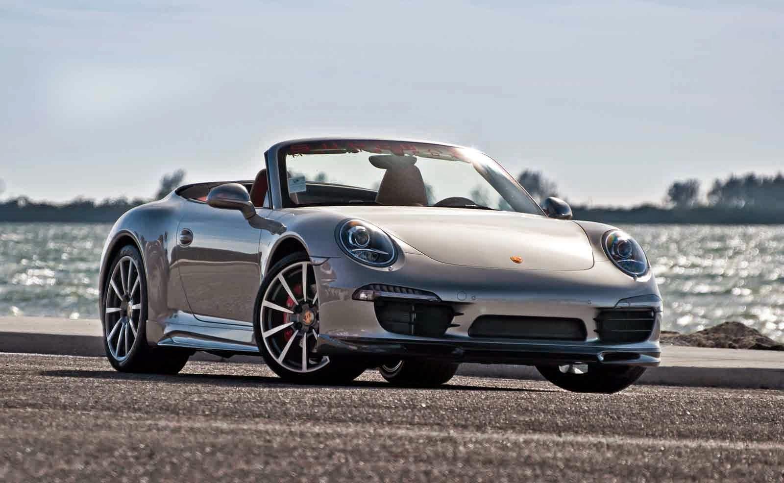 2014 Porsche 911 Carrera S Cabriolet Review