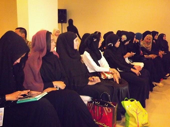 Hijab Hunt Depok Dorong Muslimah Berhijab Syar`i