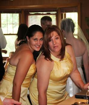 Britt and Mom
