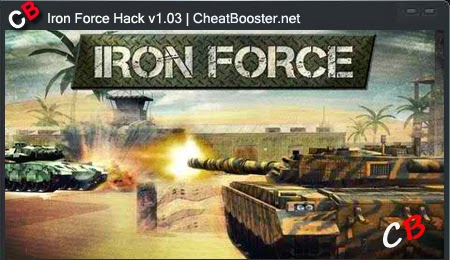 Iron Force Cheats Hack