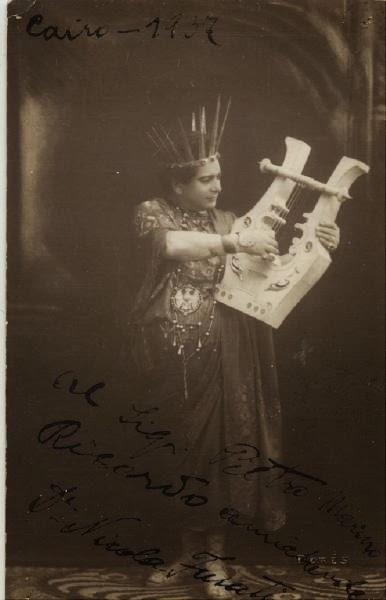 ITALIAN TENOR NICOLA FUSATI (1876-1956) CD