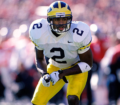 Touch The Banner Former Michigan Athlete Of The Week