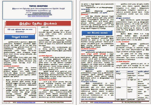 tnpsc indian national movement study material in tamil pdf tnpsc shouters. Black Bedroom Furniture Sets. Home Design Ideas
