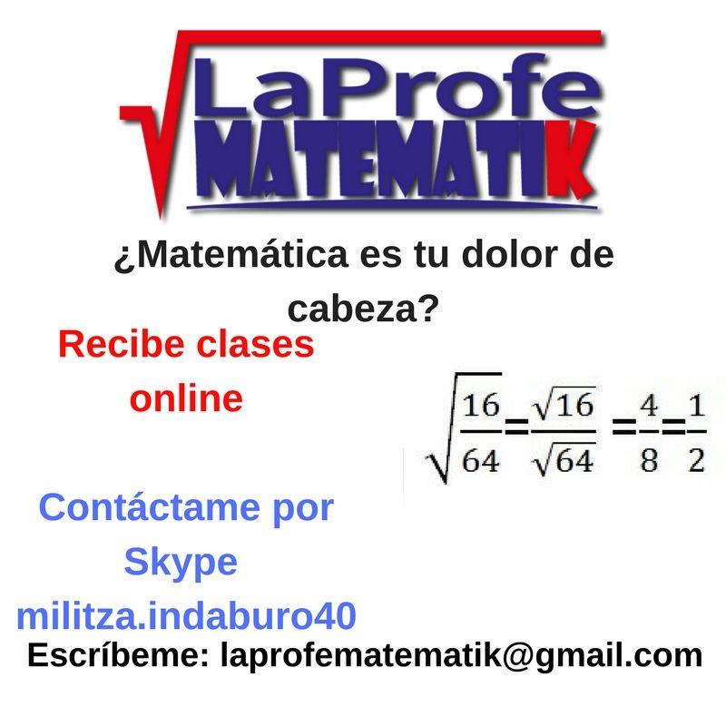 Recibe clases online