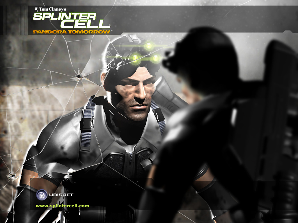 splinter cell pandora tomorrow wallpaper - photo #18