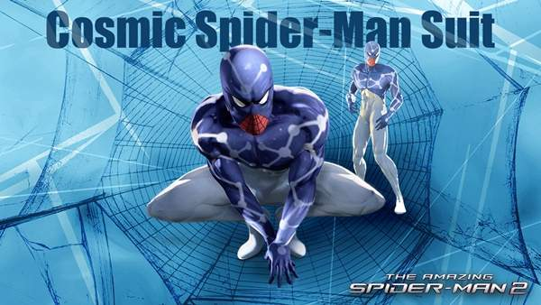 Amazing Spider-Man 2 - Cosmic Spider-Man: