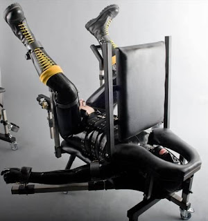 bdsm furniture, dungeon, bondage, fetish, rubber, queening chair, human toilet