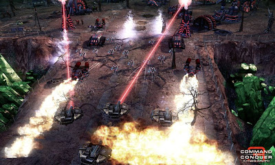 Command And Conquer (C&C) 3: Kanes Wrath Screenshots 1