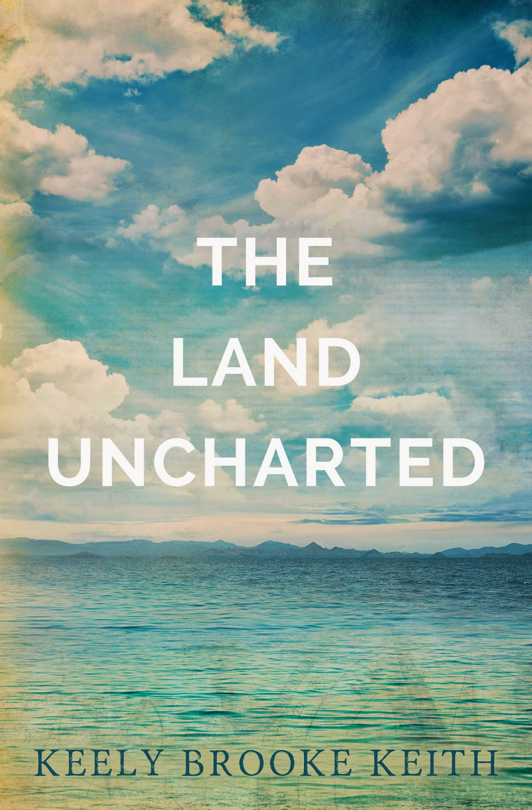 Cover Reveal: The Land Uncharted