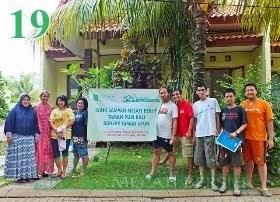Bank Sampah Melati Bersih Taman Puri Bali