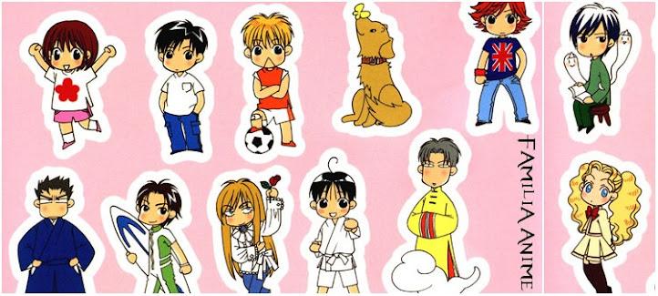 (Oficial Família Anime) -  O melhor dos animes/mangas vc encontra aqui.!Faça parte da Família.!