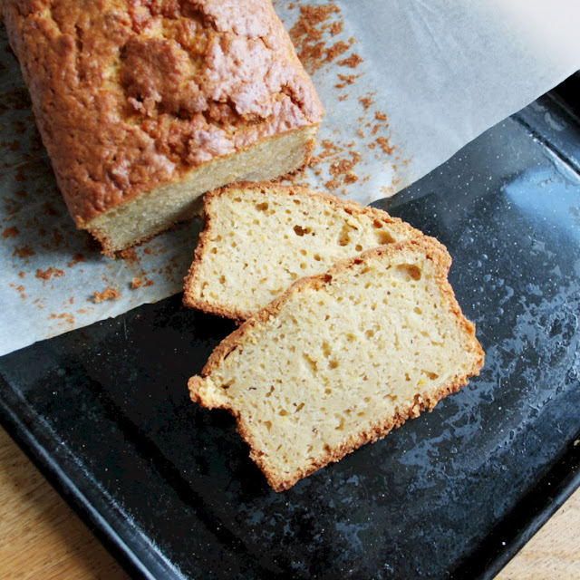 Ditch the carrot cake and try a different root vegetable, parsnips, to make this sweet loaf
