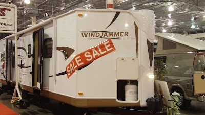 Day Three of the Detroit Fall RV Show