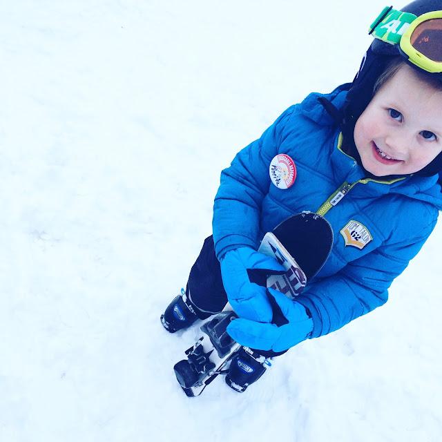 grinsestern, sieben Sachen Sonntag, winter, Schnee
