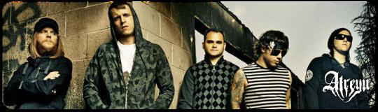 Группа Atreyu металкор
