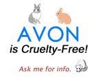 AVON NON FA TEST SUGLI ANIMALI