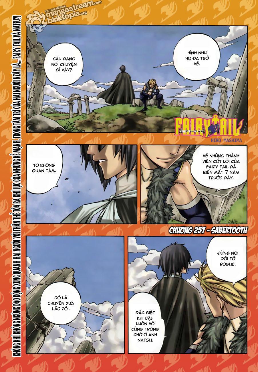 TruyenHay.Com - Ảnh 2 - Fairy Tail Chap 258