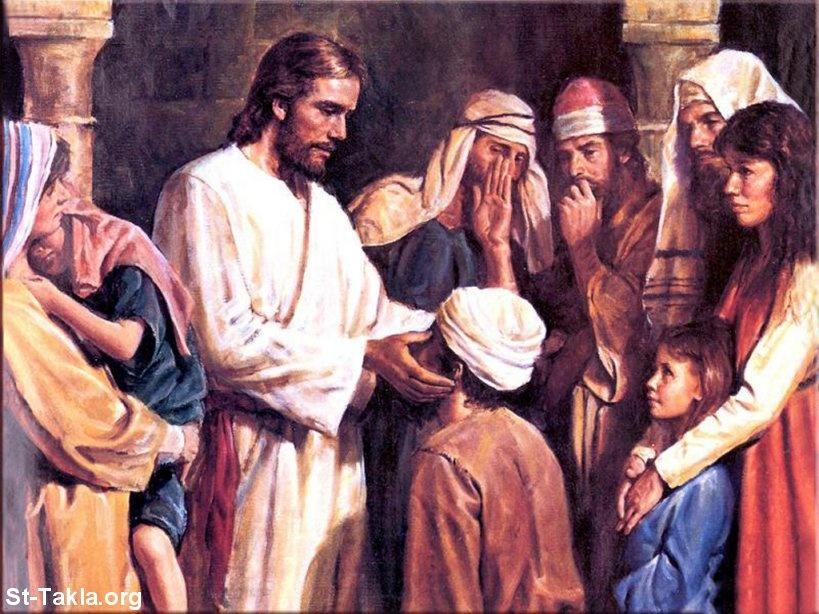 Miracles of jesus 2014