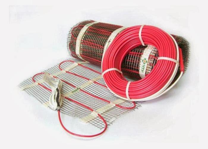 кабельный теплый пол