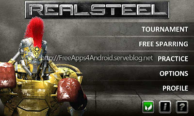 Real Steel HD Free Apps 4 Android