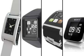 Smart watch Is the New Black