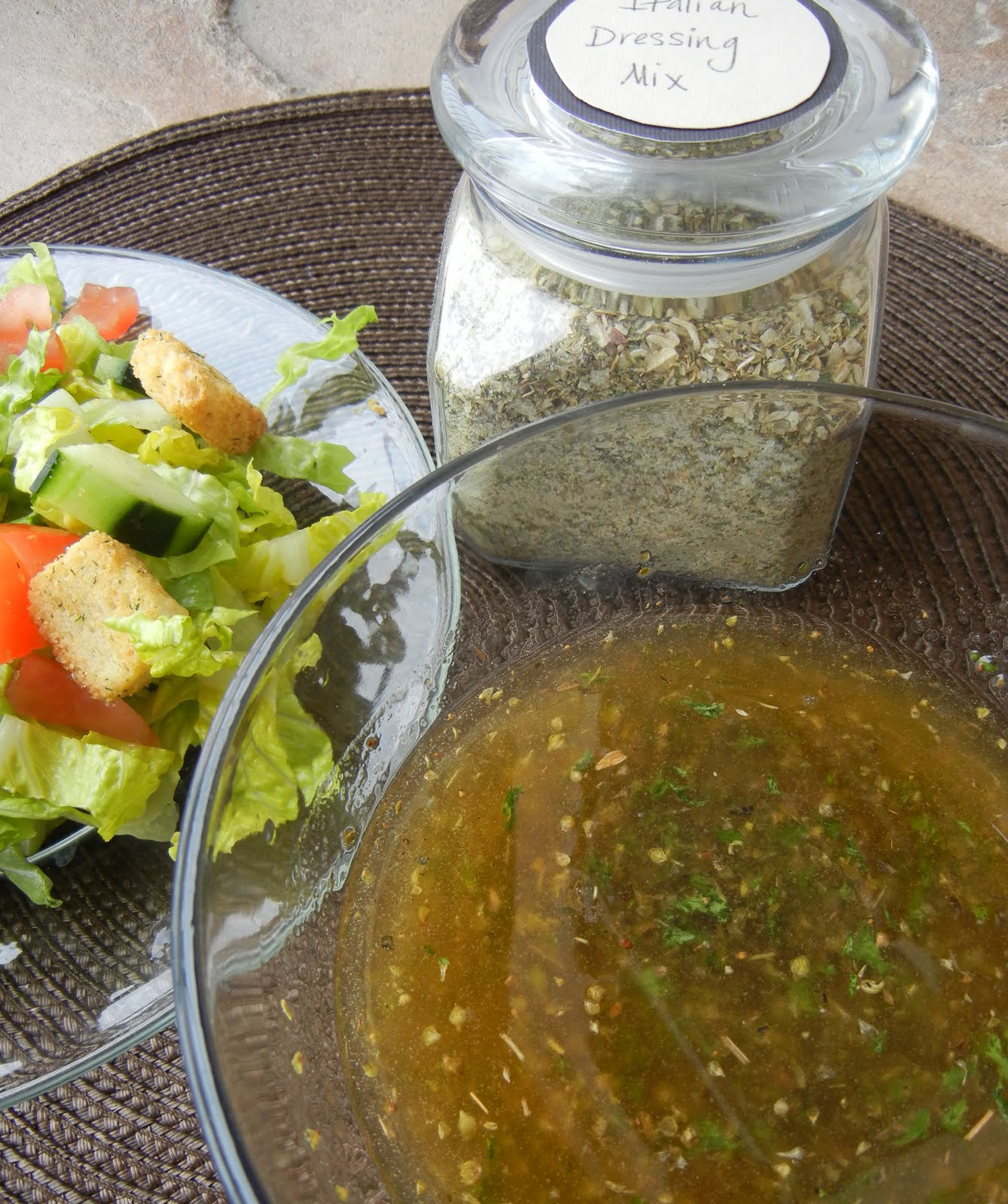 ... : Homemade Ranch Dressing Mix, Italian Seasoning Mix & Taco Seasoning