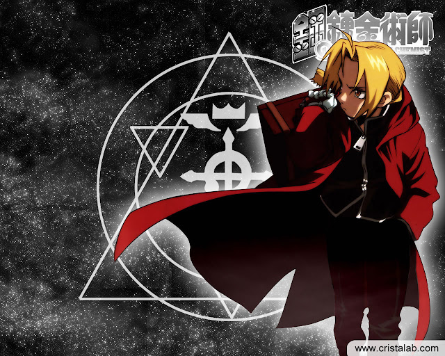 Edward Wallpaper Fullmetal Alchemist