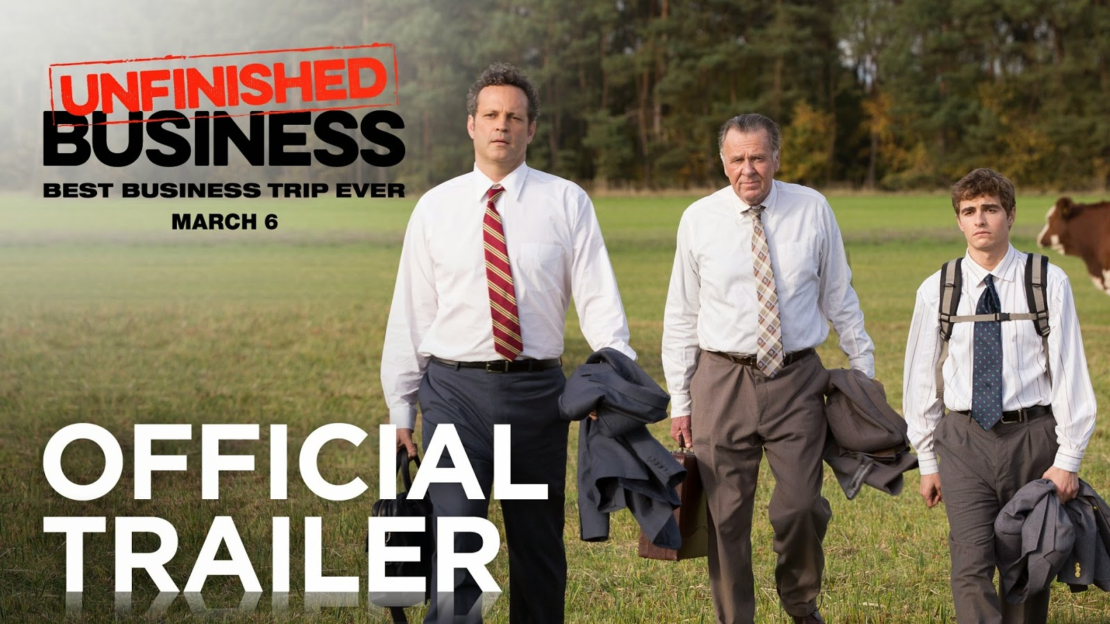 Sinopsis Film Unfinished Business (2015) Bahasa Indonesia