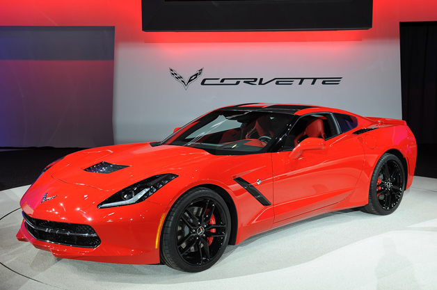 2014 Chevrolet Corvette Stingray the Most Efficient Sports Car Ever