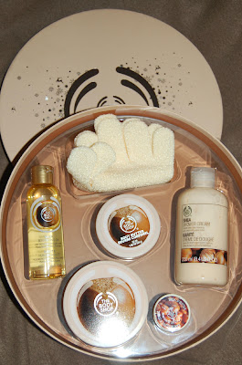 LOTE KARITÉ THE BODY SHOP