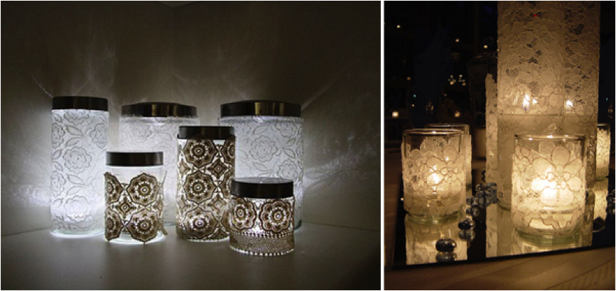 let 39 s decorate online illuminate your home with candles