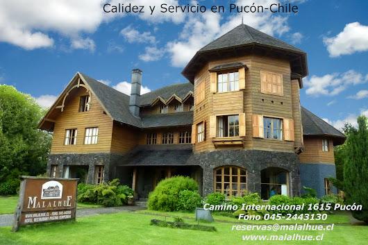 En Pucón, Chile