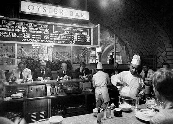 Grand central s oyster bar