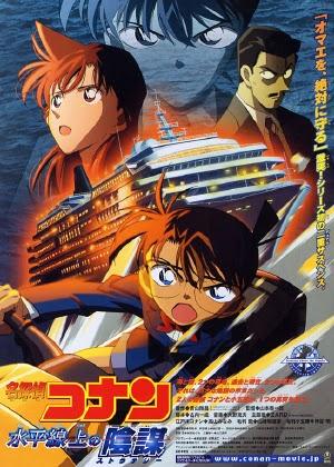 Phim Conan Movie 9 : Âm Mưu Trên Biển