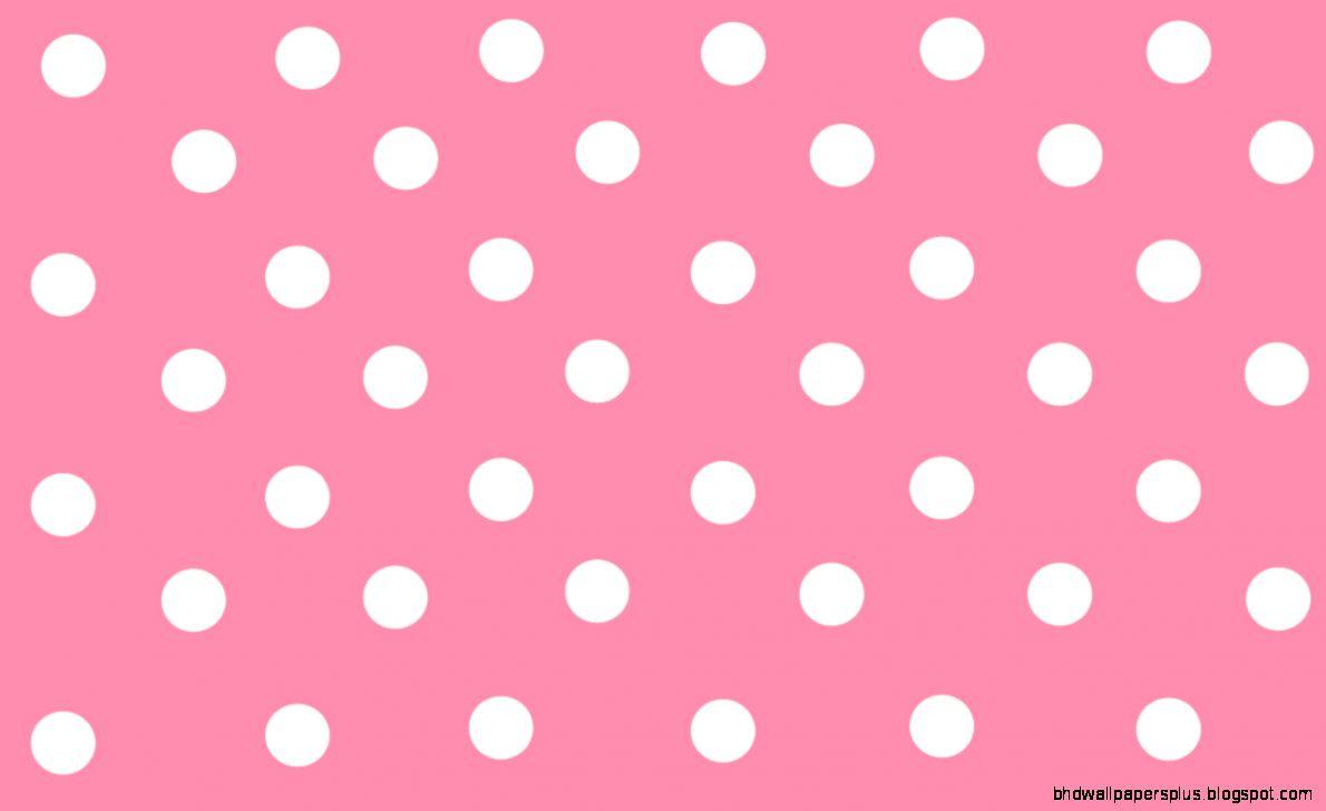 pink polka dot wallpaper hd wwwimgkidcom the image