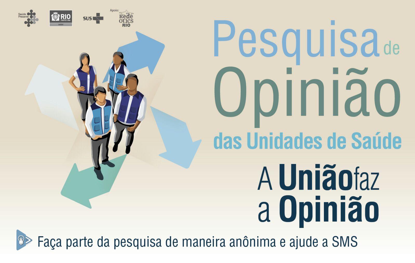 Pesquisa de Opinião 2015