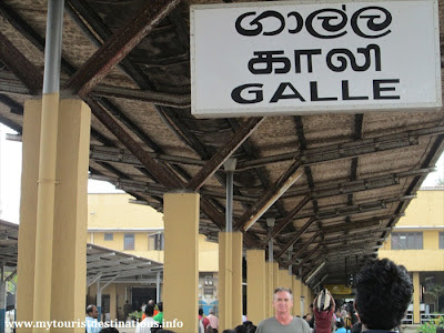 Galle tourist attractions