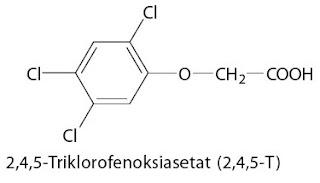 2,4,5-Triklorofenoksiasetat (2,4,5-T)