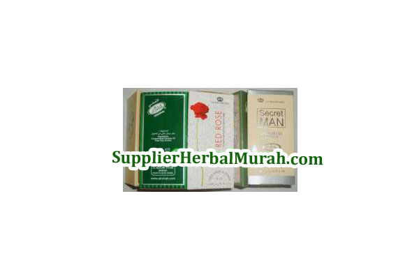 Minyak Wangi Al Rehab Roll On 6 ml (Import Saudi)