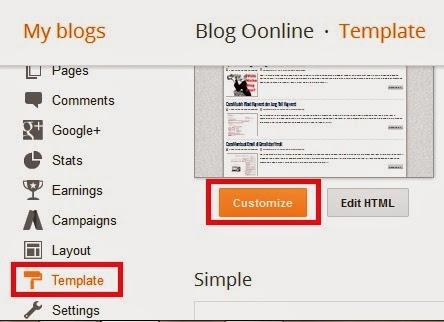 Cara Mengatasi Permasalahan Navbar di Blogspot
